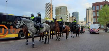Burgemeester kondigt noodbevel af na beëindigen pro-Palestina-demonstratie, onrust in Utrecht
