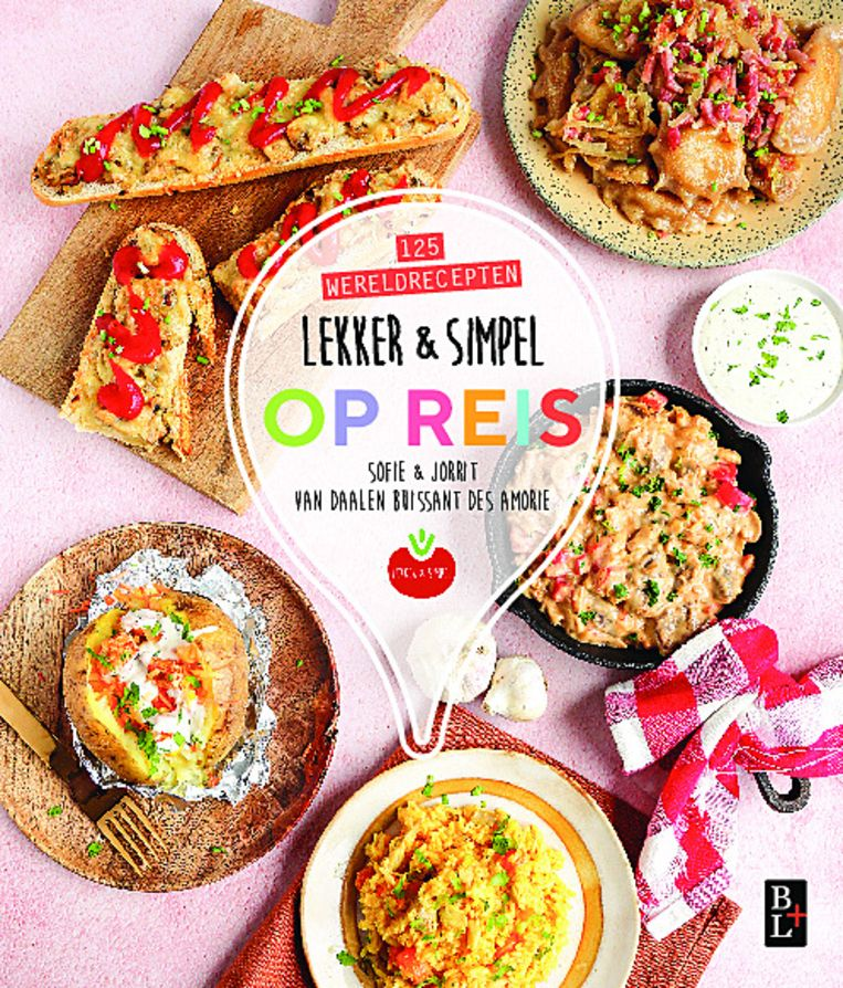 Lekker & Simpel op reis Beeld Lekker & Simpel op reis