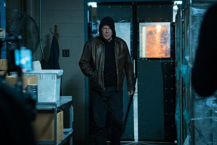 Bruce Willis in Death Wish (Eli Roth, 2018). Beeld