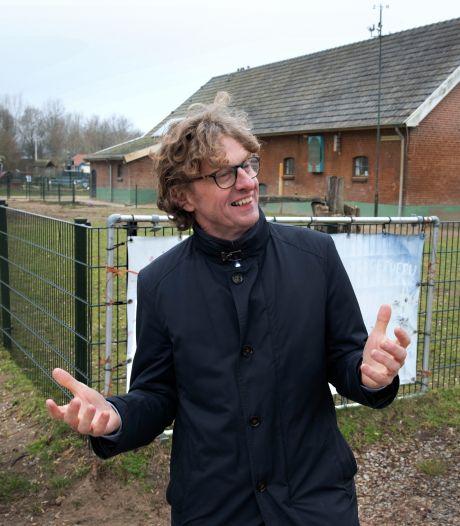 Houtense wethouder Overweg krijgt geen hoofdpijn van dossier kinderboerderij: 'Ik sta voor mijn besluit'