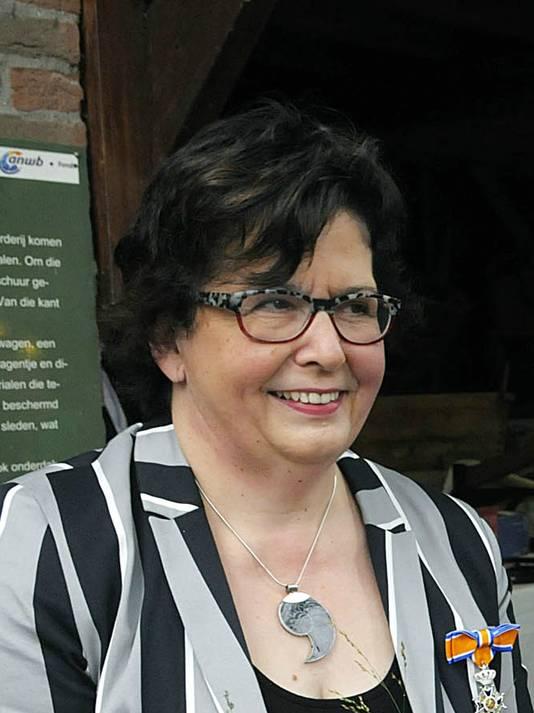 Alida Ambachtsheer.