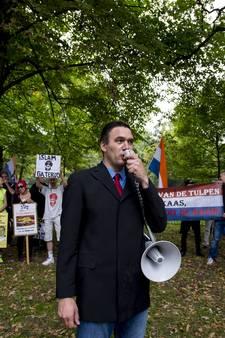 Omstreden NVU sluit zich aan bij demonstratie tegen Rutte-III