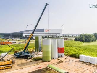 Nieuwe windturbine in Ham moet groene stroom produceren voor 2.150 gezinnen