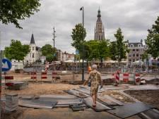 Weer omrijden in hartje Breda: deze straten liggen de komende tijd (vaker) open