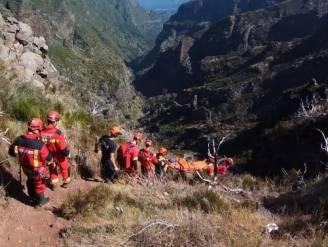 Gentse ambulancier (33) breekt enkel op bergwandeling in Madeira: vier uur durende reddingsactie nodig