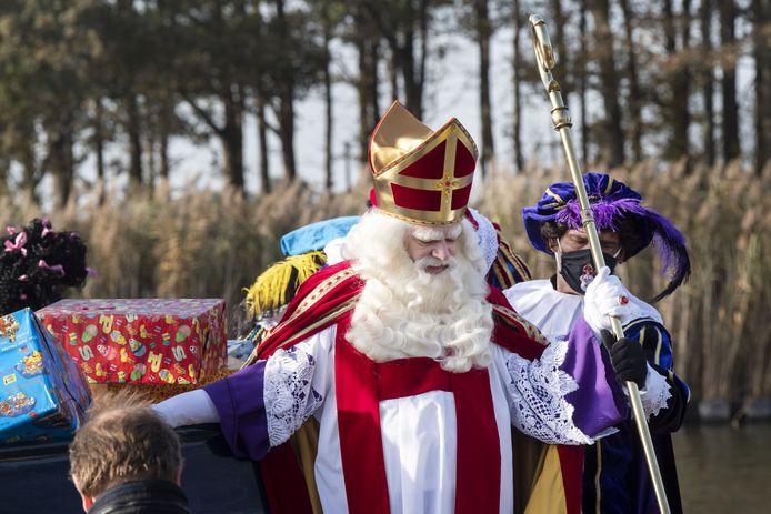 Sinterklaas is vorige week aangekomen in Almelo.