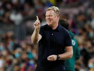 """Barcelona-voorzitter spreekt vertrouwen uit in Koeman: """"Hij blijft, ongeacht resultaat tegen Atlético"""""""