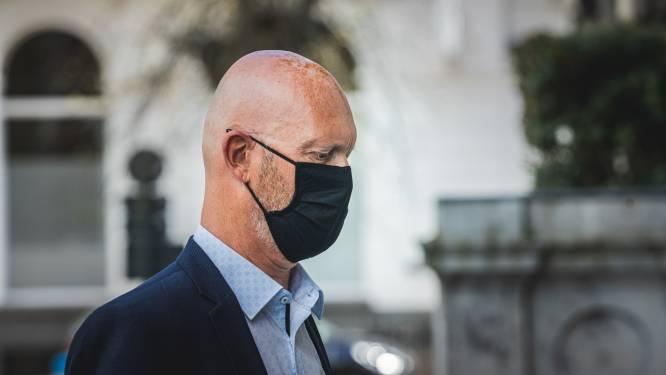Veroordeelde topmagistraat Johan Sabbe in alle stilte met pensioen