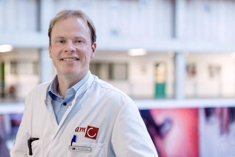 Joost Wiersinga Beeld UvA, Dirk Gillissen