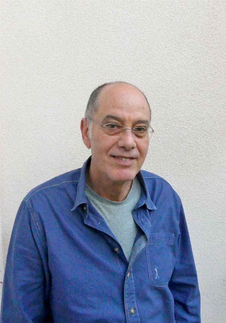 Shai Schellekes Beeld Arno Haijtema