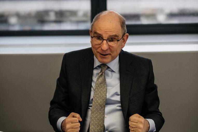 Minister van Justitie Koen Geens (CD&V) Beeld Wouter Van Vooren