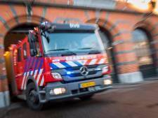Aangiftes brandweer na bekogeling met zwaar vuurwerk tijdens oud en nieuw