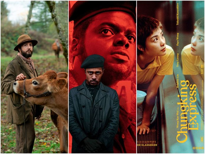 First Cow/Judas and the Black Messiah/Chungking Express