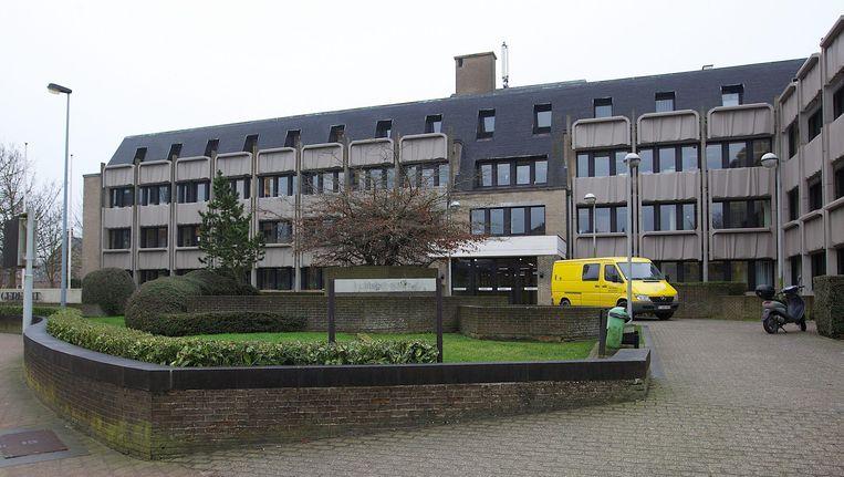 Het gerechtsgebouw in Veurne, waar het proces plaatsvond.
