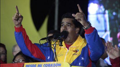 VS vaardigen nog voor de verkiezingen in Venezuela nieuwe sancties uit