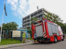 Vluchtelingen op straat in Apeldoorn door brand in opvangcentrum