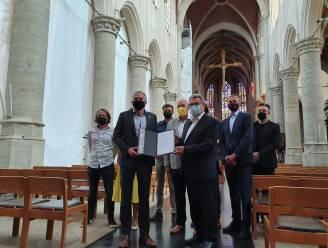 Vijf miljoen euro subsidie voor Sint-Katharinakerk en Het Klein Seminarie