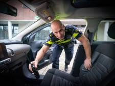 Wat te doen tegen auto-inbraak? Agent Johan van Kleef geeft raad