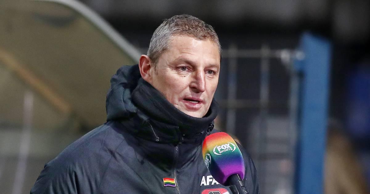Michel Vonk vertrekt na drie jaar bij Jong AZ - AD.nl