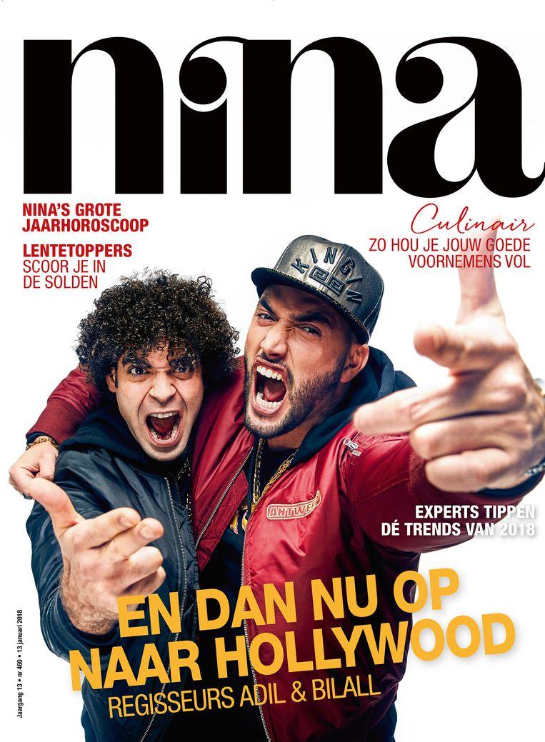 Cover NINA 460