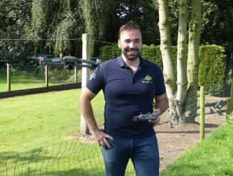 """Ex-militair Glenn (35) lanceert school voor jonge dronepiloten: """"Zomaar boven iemands tuin vliegen doen we niet"""""""