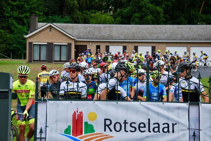 Eind september is er de passage van het WK Wielrennen in Rotselaar.