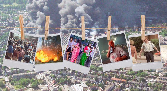 Een terugblik op de rampdag 20 jaar geleden, van minuut tot minuut