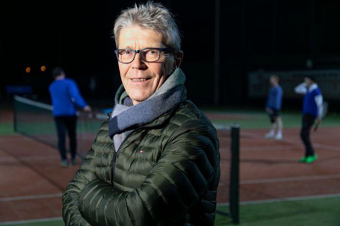 Paul Schoenmakers, voorzitter van TV De Hopbel in Schijndel.