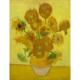 Dankzij innovatieve scantechniek blijven zonnebloemen Van Gogh geel