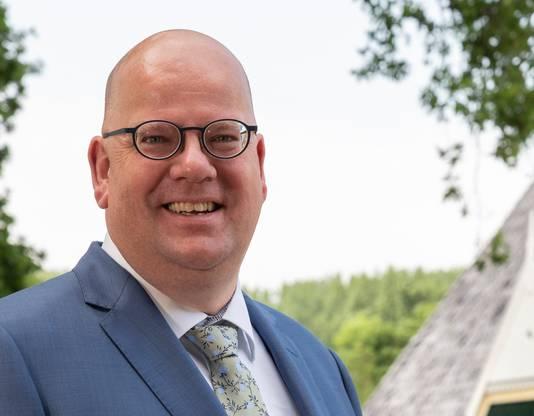 """Wethouder Kees Weststrate van Borsele: """"Er moet nog maar één van de geplande woningen verkocht worden."""""""