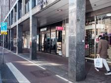 Beveiliger mishandeld bij gewapende overval telecomwinkel Kinkerstraat