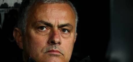 Mourinho: Niemand weet wat zich achter de schermen heeft afgespeeld