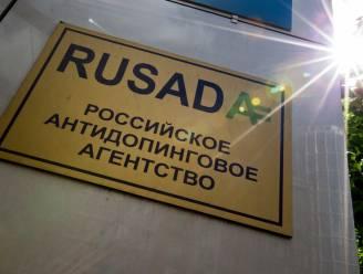 """Russisch antidopingbureau blijft geschorst: """"Er is niets veranderd"""""""