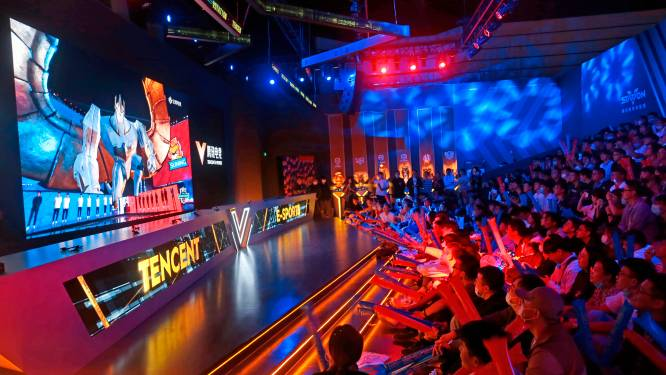 Burn it all down officiële soundtrack WK League of Legends 2021