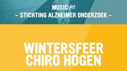 Chiro Hogen organiseert Wintersfeer ten voordele van Stichting Alzheimer Hogen