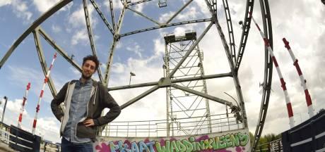 Provincie wil af van 'fantastische' graffiti