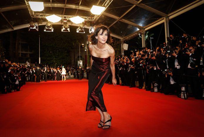 """Sophie Marceau sera à l'affiche de """"Tout s'est bien passé"""" de François Ozon, présenté en compétition à Cannes."""