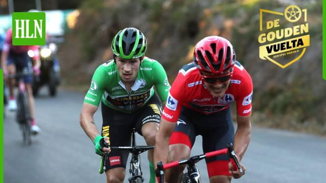 Van Roglic over Bernal tot Jakobsen: de Vuelta heeft heel wat schoon volk aan de start staan