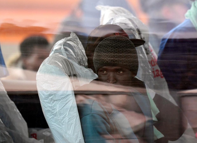 Het einde van lange onzekerheid op zee is voor deze mensen ten einde.
