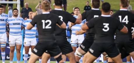 Kippenvel: 'All Blacks' komen tegen Argentinië met schitterend eerbetoon aan Maradona