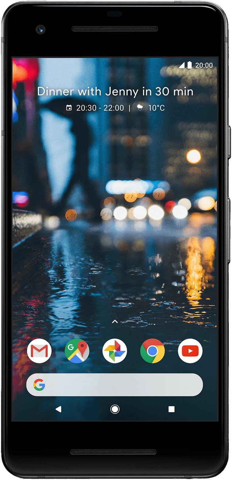 De Pixel 2. Beeld Google