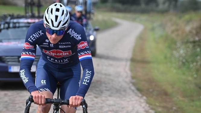 Debutant Van der Poel vindt natte Parijs-Roubaix wel cool: 'Het zal zeker gevaarlijk zijn'