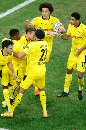 Uitgerekend Axel Witsel trapt Dortmund bij Zenit naar groepswinst