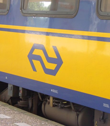 Tot elf uur geen treinverkeer tussen Tilburg en Boxtel door aanrijding