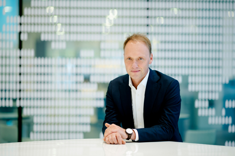 Hein Schumacher is CEO van FrieslandCampina.