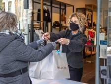 De winkels mogen weer een klein beetje open, loopt Oost-Nederland een beetje warm op de voor 'click & collect'?