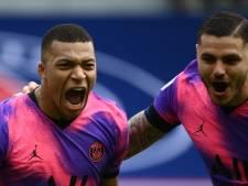 PSG voorkomt in slotseconden knotsgek duel dure misstap in Franse titelstrijd