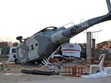 Dertien doden bij crash Mexicaanse helikopter