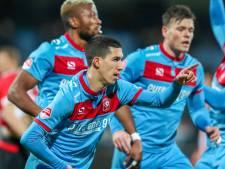 FC Twente verstevigt koppositie na zege bij Jong PSV