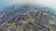 """China censureert sites die """"paniek gezaaid hebben"""" na ramp Tianjin"""